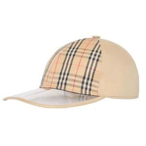 Burberry limited baseball cap size S/M